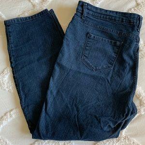 Size 20W Gloria Vanderbilt Jeans